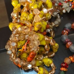 Jewelry - Quality African beads with quality crystals